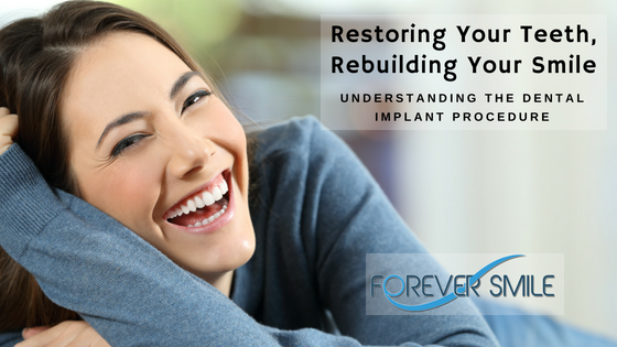 Restoring Your Teeth, Rebuilding Your Smile