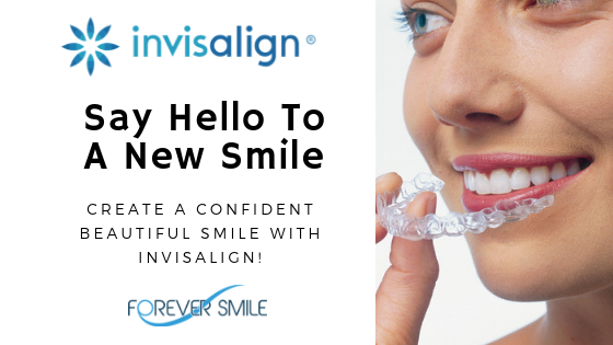 Create a Confident Beautiful Smile with Invisalign